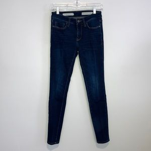 Anthro Pilcro and the Letterpress Mid-Rise Skinny